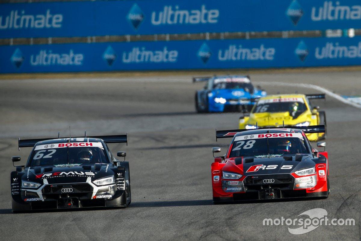 Ferdinand Habsburg, Audi Sport Team WRT, Audi RS 5 DTM, Loic Duval, Audi Sport Team Phoenix, Audi RS 5 DTM