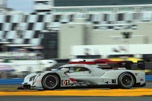 #1 Chip Ganassi Racing Cadillac DPi: Renger van der Zande, Scott Dixon, Marcus Ericsson, Kevin Magnussen