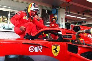 Карлос Сайнс, Ferrari SF71H