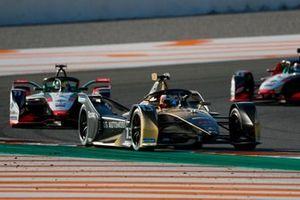 Antonio Felix da Costa, DS Techeetah, DS E-Tense FE20, Lucas Di Grassi, Audi Sport ABT Schaeffler, Audi e-tron FE07