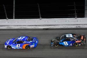 Ricky Stenhouse Jr., JTG Daugherty Racing Chevrolet, Tyler Reddick, Richard Childress Racing Chevrolet
