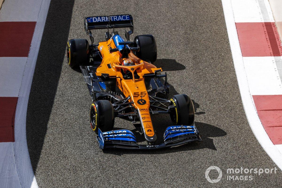2020: McLaren MCL35