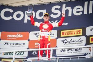 Diego Ramos, campeão da Copa Shell HB20