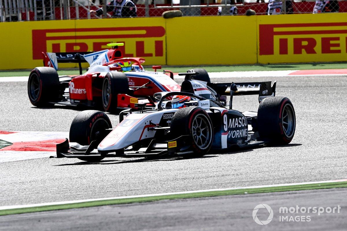 Christian Lundgaard, ART Grand Prix y Oscar Piastri, Prema Racing