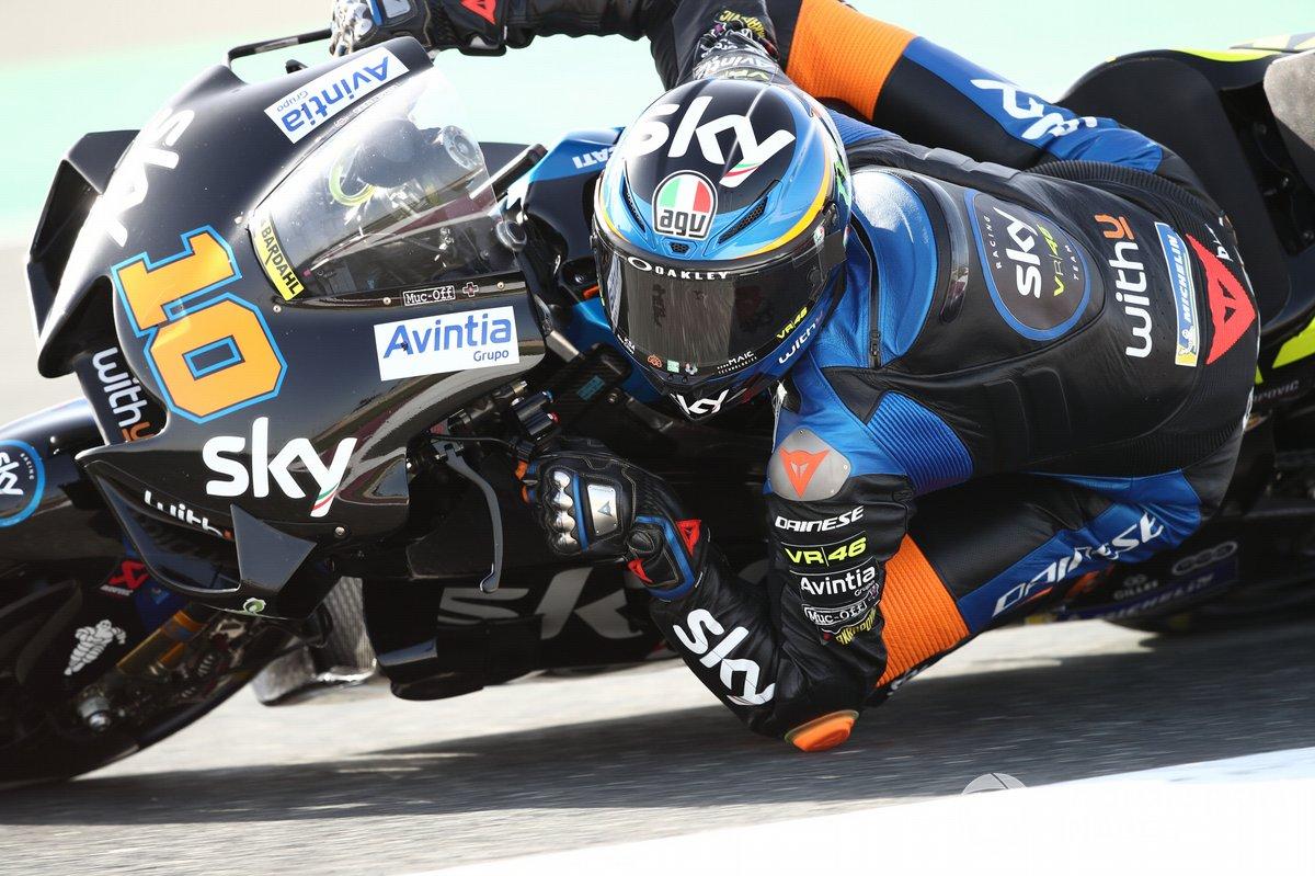 Luca Marini, Esponsorama Racing Qatar