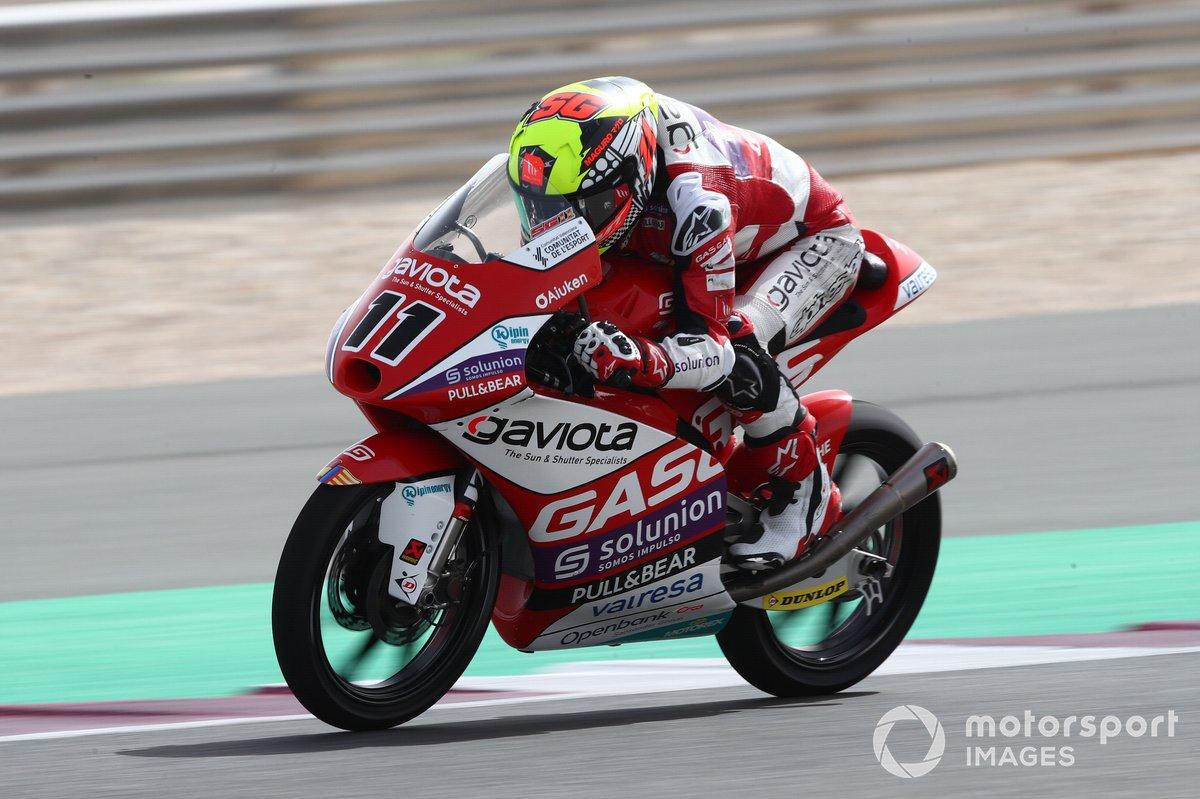 Sergio Garcia, Aspar Team Moto3