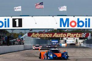 #74 Riley Motorsports Ligier JS P320, LMP3: Gar Robinson, Scott Andrews, Spencer Pigot