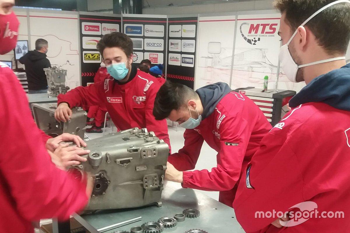 MTS: Partiti in sicurezza i corsi 2020-2021 per i professionisti del Motorsport.
