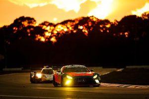 #74 Riley Motorsports Mercedes-AMG GT3, GTD: Lawson Aschenbach, Marc Miller, Gar Robinson