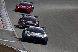 #1 STANLEY NSX-GT, #17 Astemo NSX-GT, #8 ARTA NSX-GT