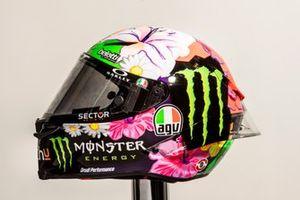 Franco Morbidelli, Petronas Yamaha SRT, helmet