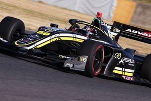 松下信治 Nobuharu Matsushita(Buzz Racing with B-Max )
