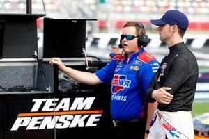 Austin Cindric, Team Penske, Ford Mustang Carquest Auto Parts