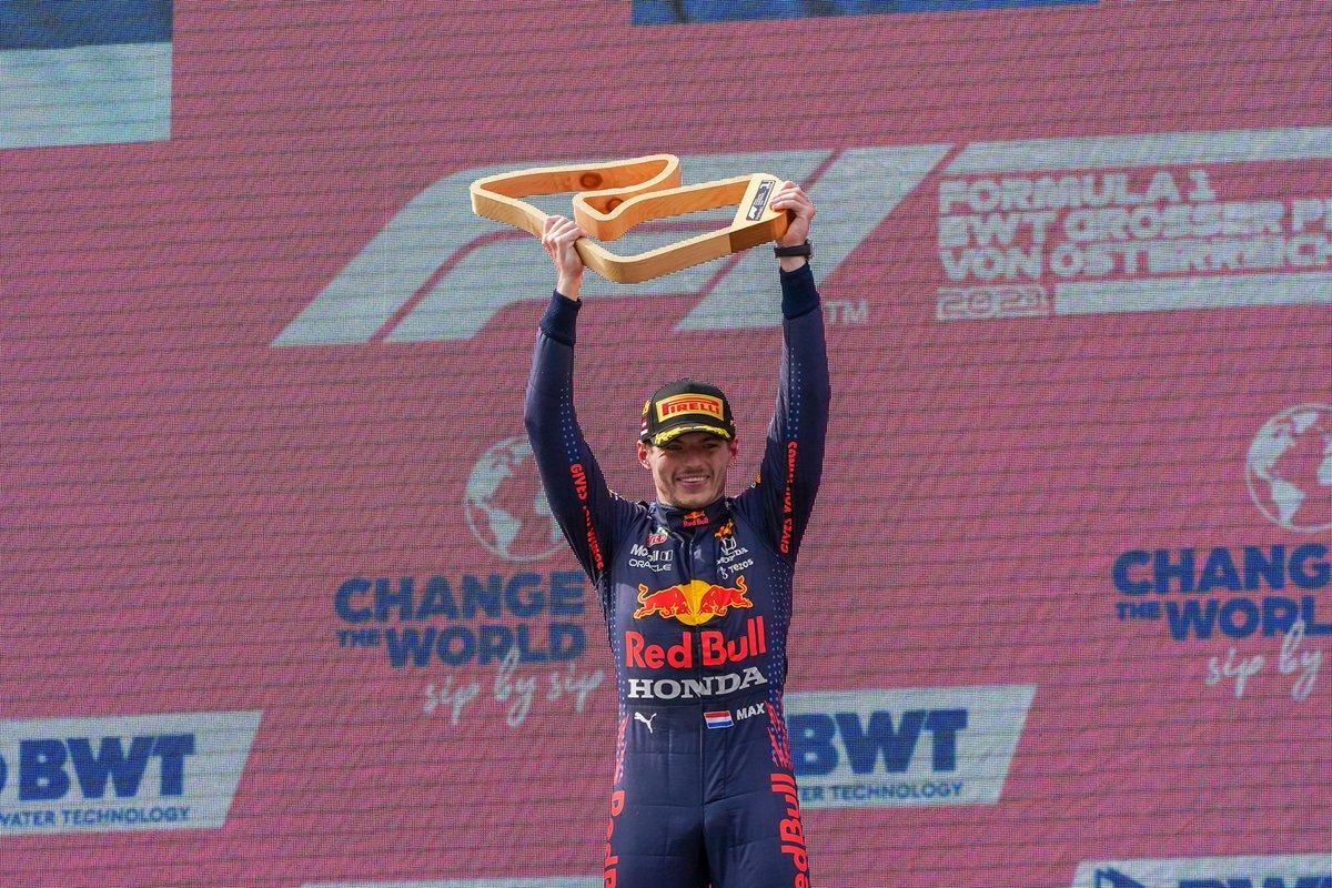 17º Max Verstappen: 50 podios