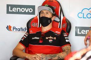 Scott Redding, Aruba.It Racing - Ducati ne participe pas aux 20 premières minutes