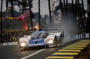 1992 Masanori Sekiya : Pierre-Henri Raphanel : Kenny Acheson, Toyota Team TOM's, Toyota TS 010 - RV10.