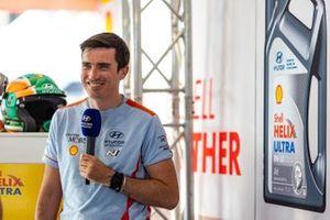 Craig Breen, Hyundai Motorsport Hyundai i20 Coupe WRC