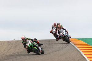 Jonathan Rea, Kawasaki Racing Team WorldSBK, Michael van der Mark, BMW Motorrad WorldSBK Team