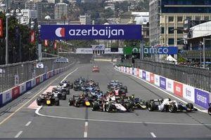 Ralph Boschung, Campos Racing, Theo Pourchaire, ART Grand Prix, Dan Ticktum, Carlin et Juri Vips, Hitech Grand Prix