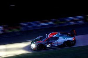 #29 Audi Sport Team Land Audi R8 LMS GT3: Christopher Mies, Kelvin van der Linde, Rene Rast, Frederic Vervisch