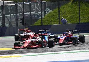 Dennis Hauger, Prema Racing, Jack Doohan, Trident
