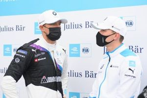 Jake Dennis, BMW I Andretti Motorsport, Maximilian Günther, BMW I Andretti Motorsport