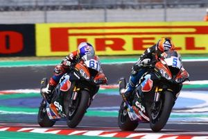 Philipp Oettl, Kawasaki Puccetti Racing, Can Oncu, Kawasaki Puccetti Racing