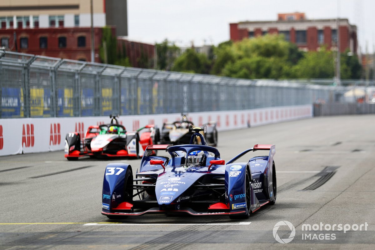 Nick Cassidy, Envision Virgin Racing, Audi e-tron FE07, Lucas Di Grassi, Audi Sport ABT Schaeffler, Audi e-tron FE07