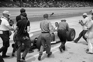 Bobby Unser, Andy Granatelli Racing, Ferguson-Novi