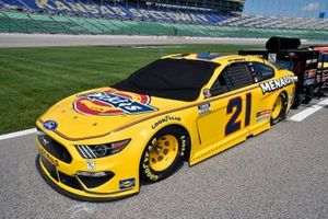 Matt DiBenedetto, Wood Brothers Racing, Ford Mustang Dickies/Menards
