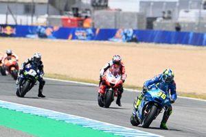 Joan Mir, Team Suzuki MotoGP, Johann Zarco, Pramac Racing, Maverick Vinales, Yamaha Factory Racing