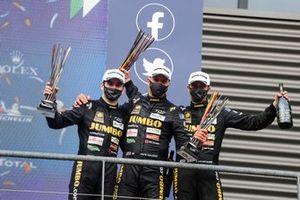 #29 Racing Team Nederland Oreca 07 - Gibson: Job van Uitert, Frits van Eerd, Giedo van der Garde