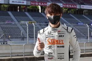Tadasuke Makino, #1 STANLEY NSX-GT