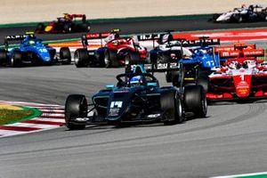 Matteo Nannini, HWA Racelab, Dennis Hauger, Prema Racing, Victor Martins, MP Motorsport