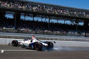 L'incidente di Stefan Wilson, Andretti Autosport Honda
