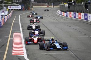 Felipe Drugovich, Uni-Virtuosi and Robert Shwartzman, Prema Racing