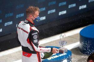 Podio: Nico Müller, Team Rosberg