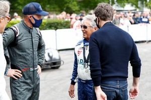 Wade Eastwood, Mario Andretti and Tom Cruise