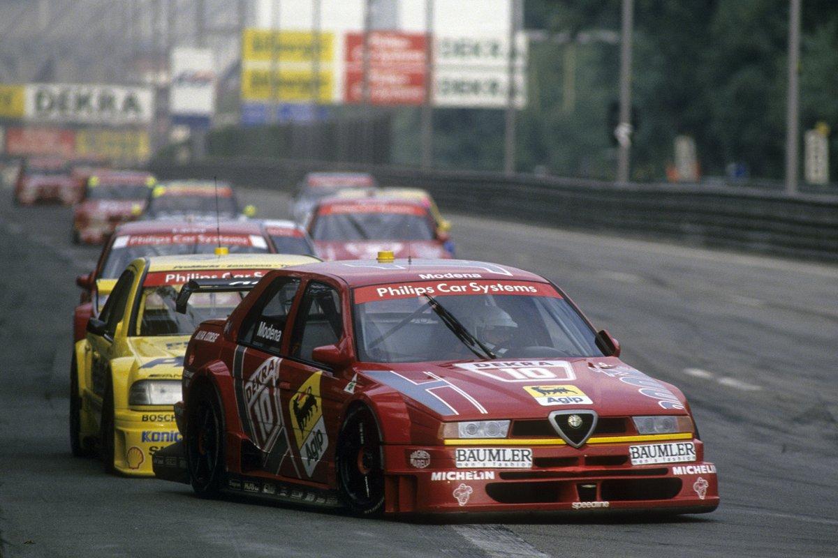 Stefano Modena (Alfa Romeo 155 V6 TI): Avus 1994