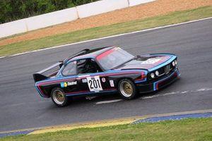 Robert Summerou, 1972 BMW CSL 3500