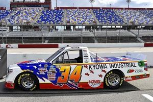 #34: Akinori Ogata, Reaume Brothers Racing, Toyota Tundra