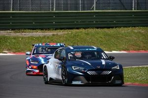 Mattias Ekstrom, Jordi Gené, Cupra Racing, Cupra eRacer