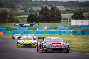 #99 Attempto Racing Audi R8 LMS GT3: Tommaso Mosca, Mattia Drudi