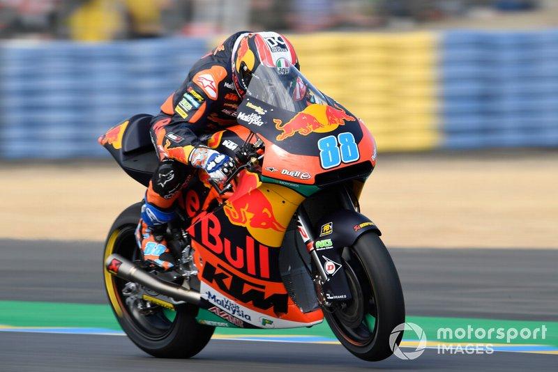 Jorge Martin, KTM Ajo, French Moto2 2019