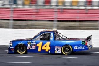 Trey Hutchens III, Trey Hutchens Racing, Chevrolet Silverado Heintz Performance