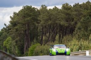 #99 Dempsey Proton Competition Porsche 911 RSR: Patrick Long, Tracy Krohn, Nic Jönsson