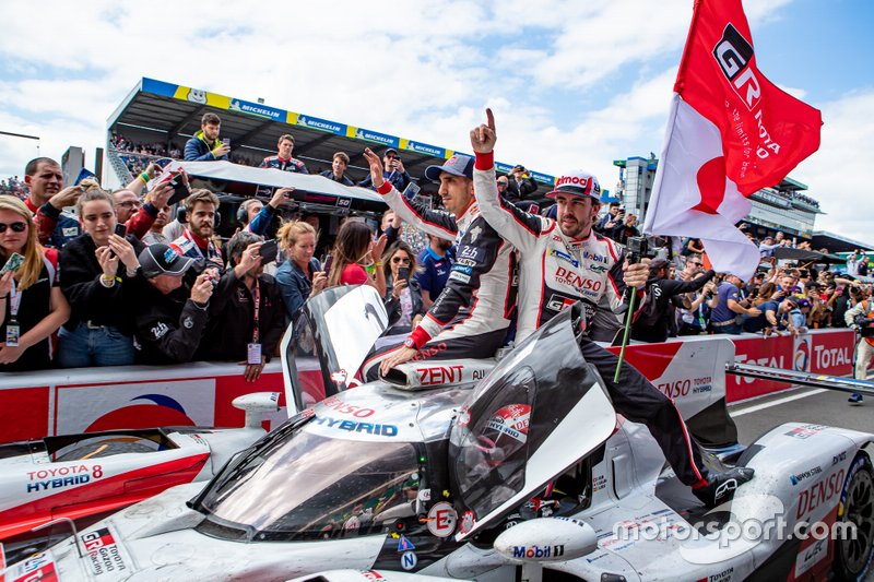 WEC, equipes (categoria LMP1): Toyota Gazoo Racing