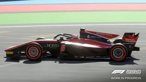 F2 screenshot in 'F1 2019'