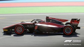 F2 screenshot in 'F1 2019'