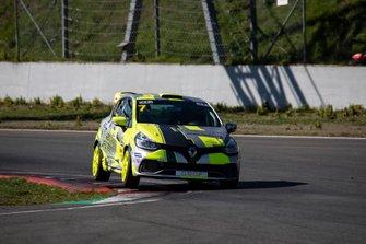 Tomasz Magdziarz, Renault Clio Cup Central Europe